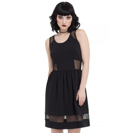 Jawbreaker Clothing Nasty Net Dress