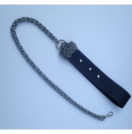 Chainmaille Leash