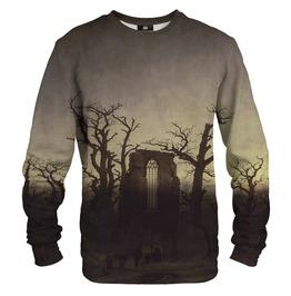 Dark Gate Cotton Sweater