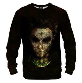 Darkness Cotton Sweater