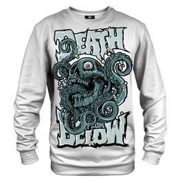 Dead From Below Cotton Sweater