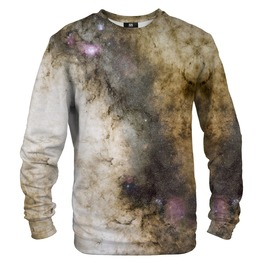 Milky Way Cotton Sweater