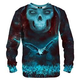 Night Guardian Cotton Sweater