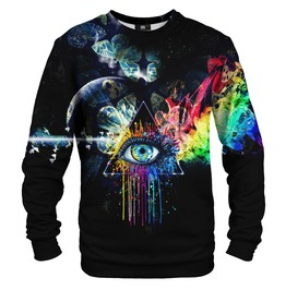 Print Floyd Cotton Sweater
