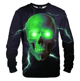 Toxic Skull Cotton Sweater