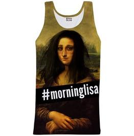 Morning Lisa Tank Top