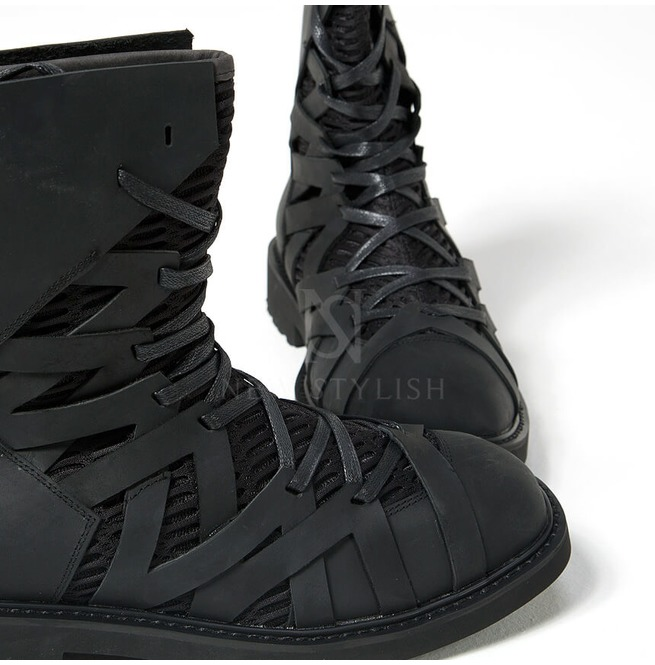 rebelsmarket_mesh_layered_zigzag_pattern_leather_high_top_boots_368_boots_12.jpg