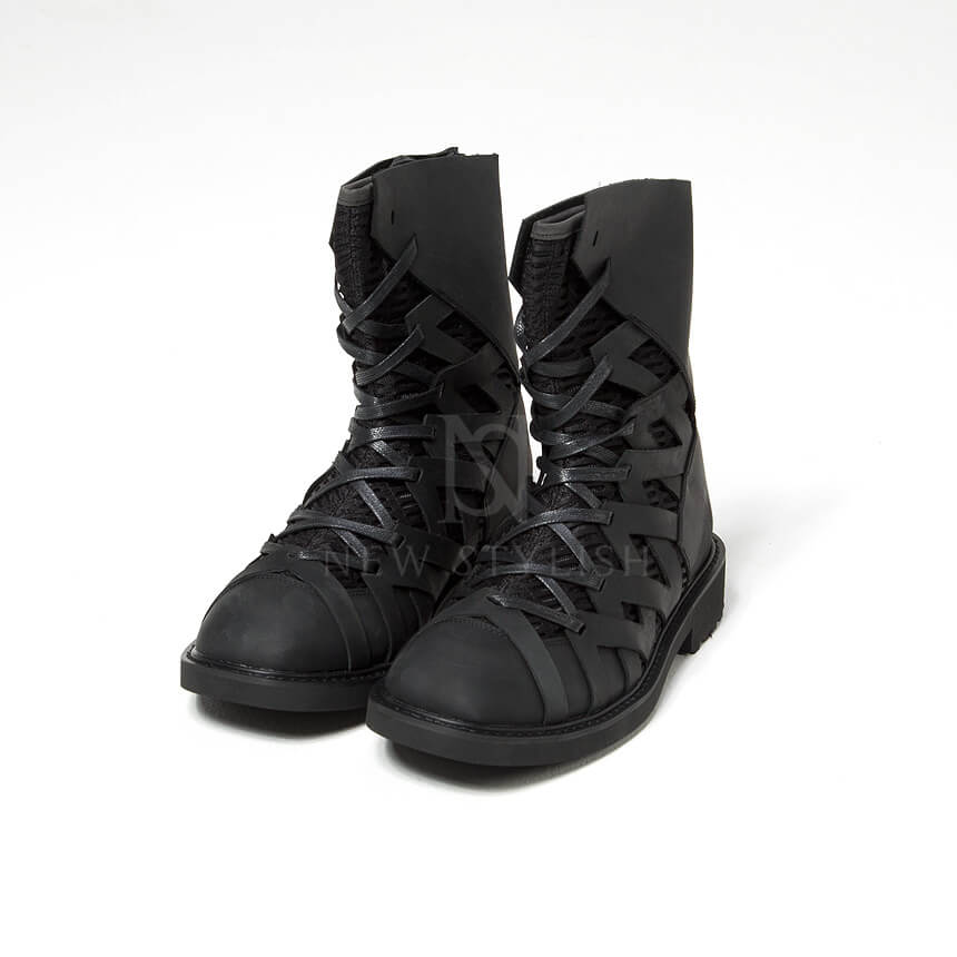 rebelsmarket_mesh_layered_zigzag_pattern_leather_high_top_boots_368_boots_8.jpg
