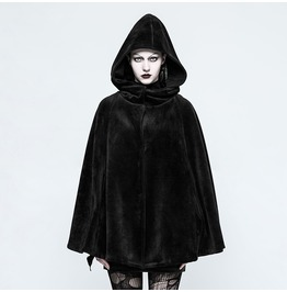 Punk Rave Women's Gothic Witch Heavy Cloak Opy214