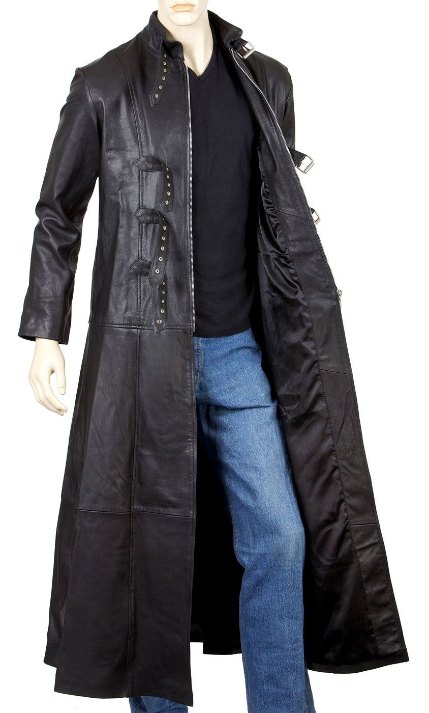 rebelsmarket_mens_goth_leather_coat_gothic_full_length_coat_with_three_buckle_open_front_coats_4.jpg