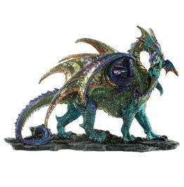 Dragon Figure Mother & Baby Dragon Ornament