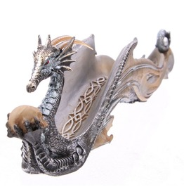 Celtic Dragon Incense Holder