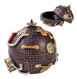 V10836 Steampunk Orb Box