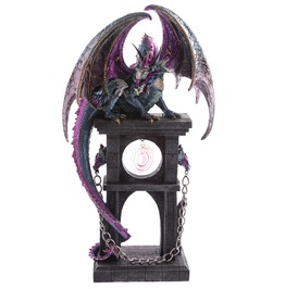 Ice Pendulum Dragon Ornament