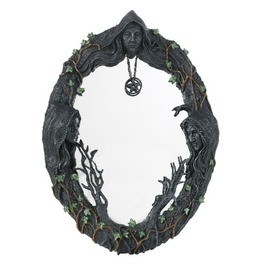 V11715 Mother Maiden Crone Mirror