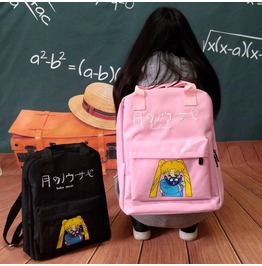 Sailor Moon Backpack Mochila Wh376