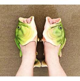 Fish Sandals / Sandalias Pez Wh378