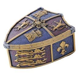V11127 Medieval Crest Box