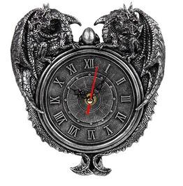 V11998 Double Dragon Clock