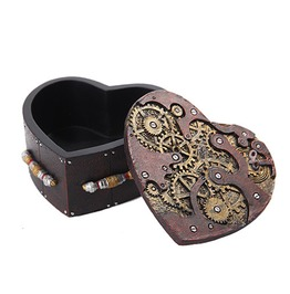 V10245 Steampunk Heart Box
