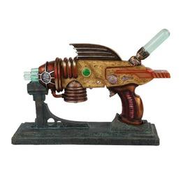 V10015 Steampunk Gun W/ Stand