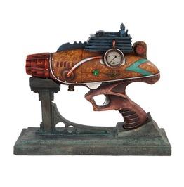 V10016 Steampunk Gun W/ Stand