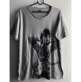 Bowie Glam Pop Rock Fashion T Shirt L