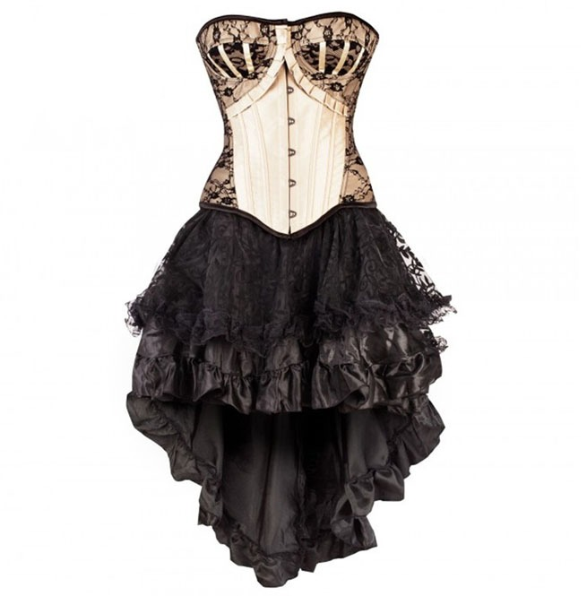 rebelsmarket_steampunk_ruffled_patchwork_busk_front_overbust_lace_corset_dress_bustiers_and_corsets_9.jpg