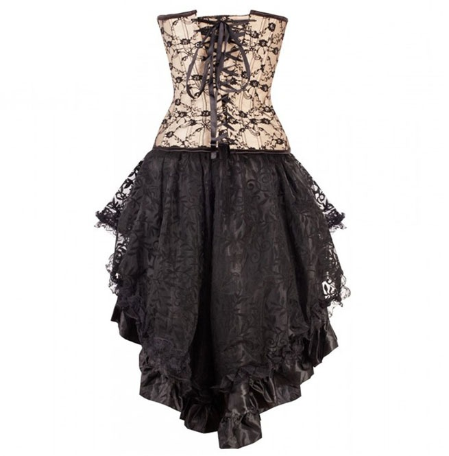 rebelsmarket_steampunk_ruffled_patchwork_busk_front_overbust_lace_corset_dress_bustiers_and_corsets_8.jpg