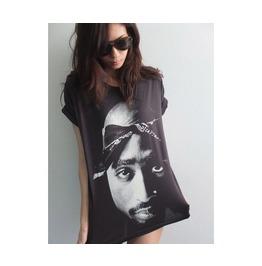 2 Pac Tupac Rap Hip Hop Unisex T Shirt Xl