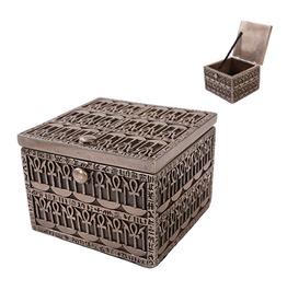 V10862 Ankh Bronze Box