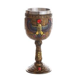 V11943 Egyptian Horus Goblet