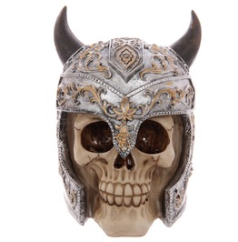 Viking Skull Ornament