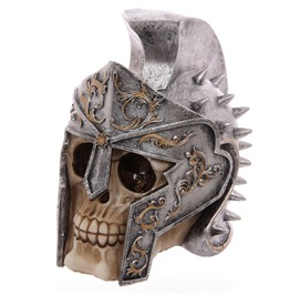 Gladiator Skull Ornament
