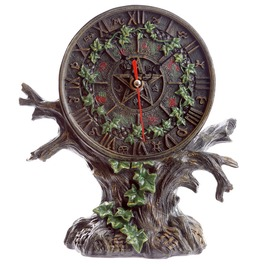 Tree Of Life Pagan Astrology Clock