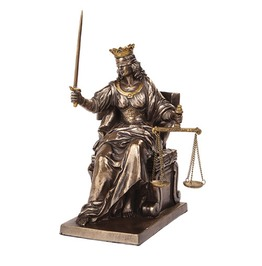 V9762 Seated Justice