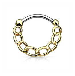 In Chains Septum Clicker
