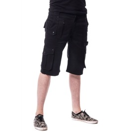 Goth Mens Summer Casual Shorts