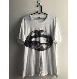 Lips Sexy Fashion Pop T Shirt Unisex Xl