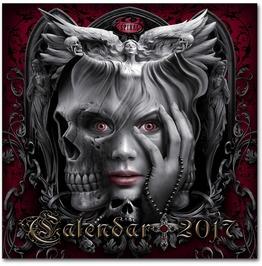 Calendar 40x40cm