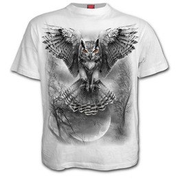 Wings Of Wisdom T Shirt White