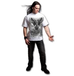 Wings Of Wisdom T Shirt White