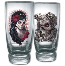 Water Glasses Set Of 2