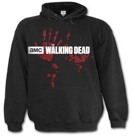 Zombie Horde Walking Dead Hoody Black