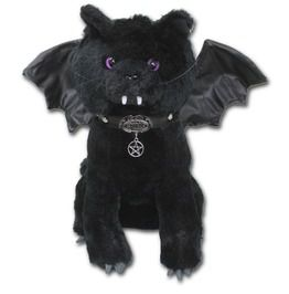 Spiral direct bat cat winged collectable soft plush toy 12 inch toys and novelty