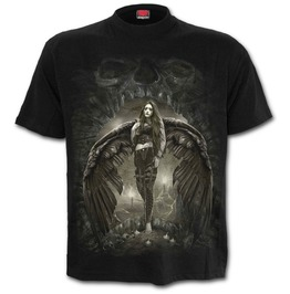 Dark Angel T Shirt Black