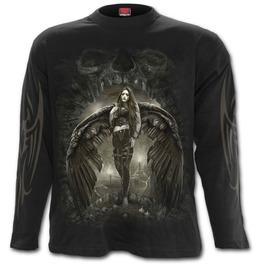 Longsleeve T Shirt Black