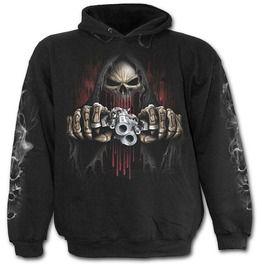 Assassin Black Hoodie