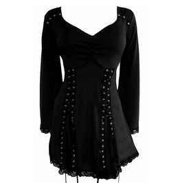 Women's Raven Electra Empire Waist Top