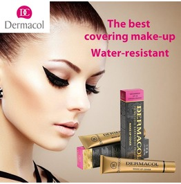 Dermacol Camouflage Waterproof Base Make Up Palette Primer Concealer Cream